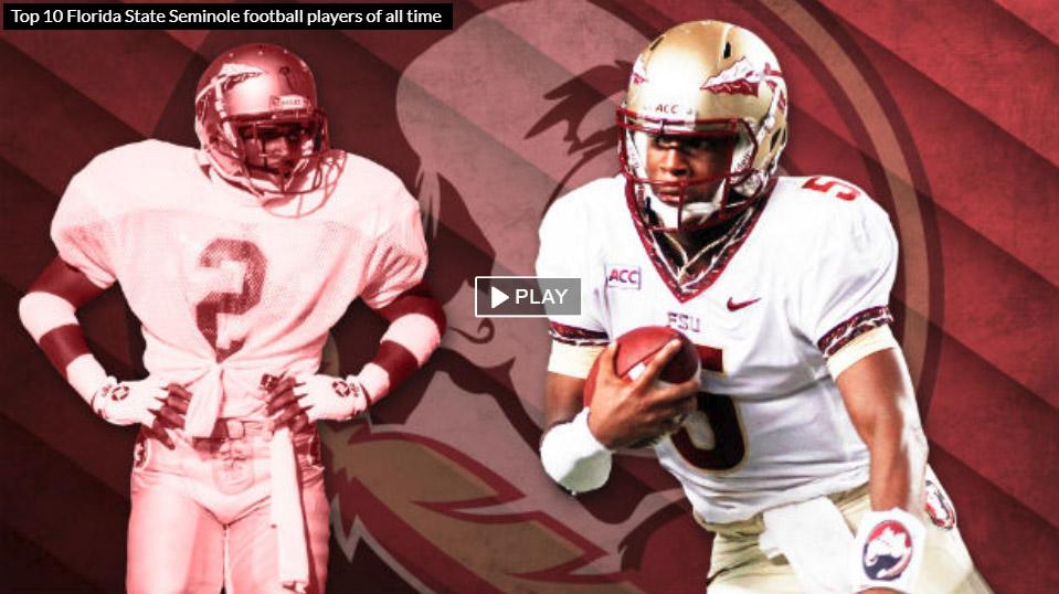 Top 10 Seminoles of All-Time