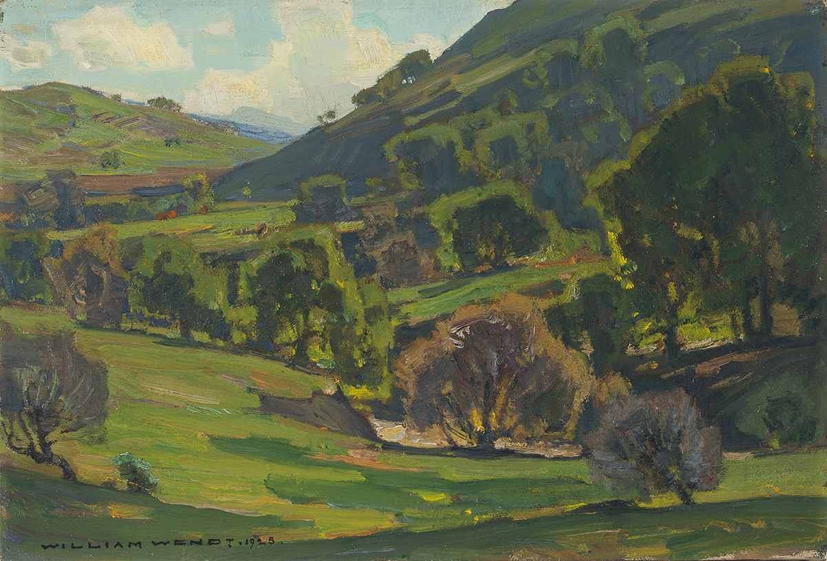William Wendt ANA