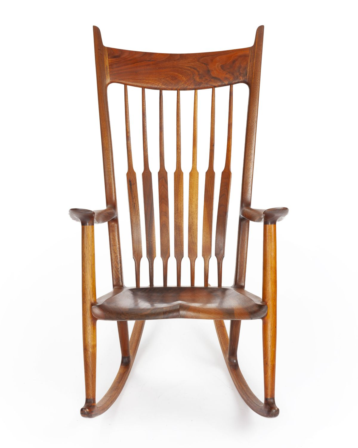 Sam Maloof rocking chair