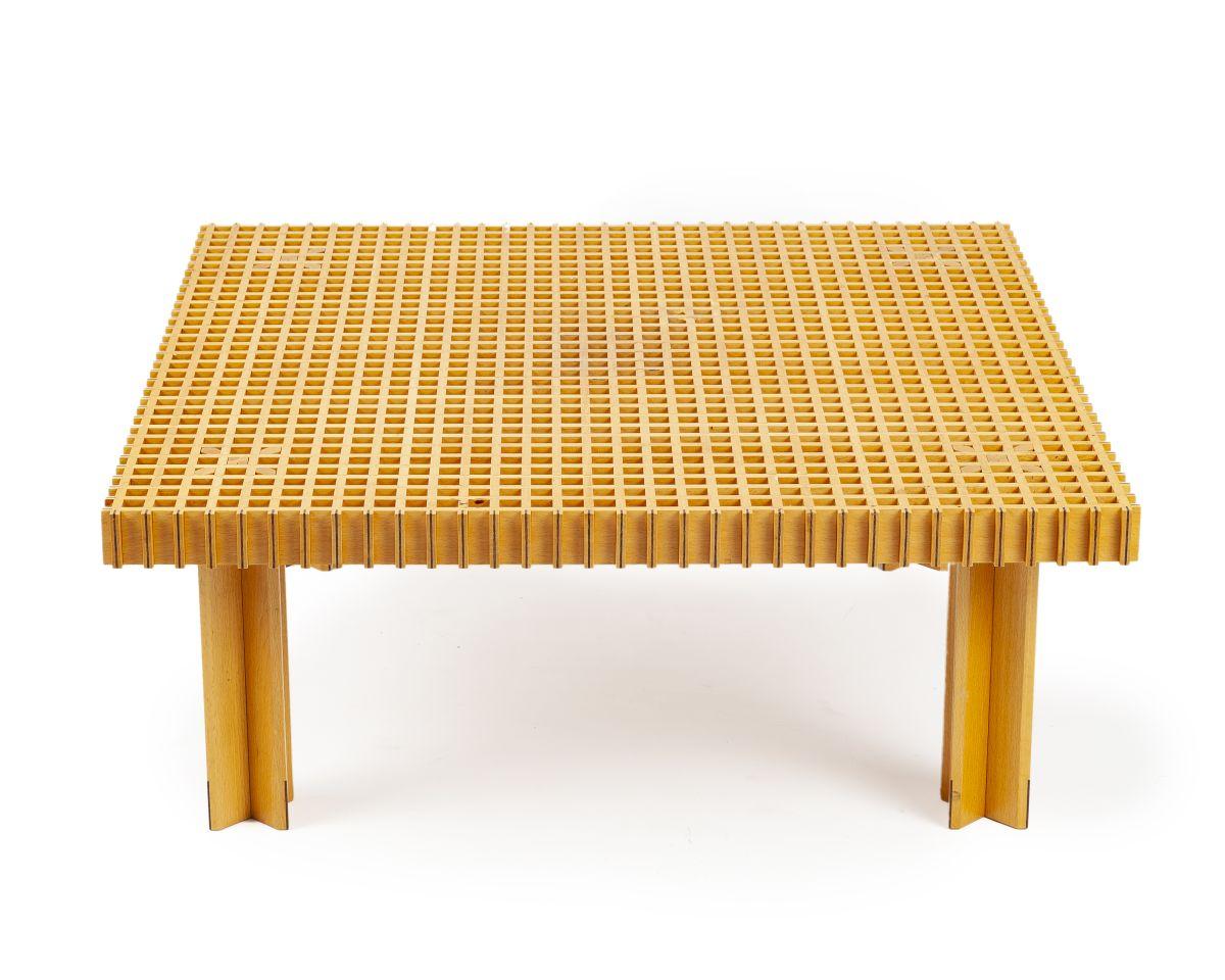 "A Gianfranco Frattini ""Kyoto"" coffee table"