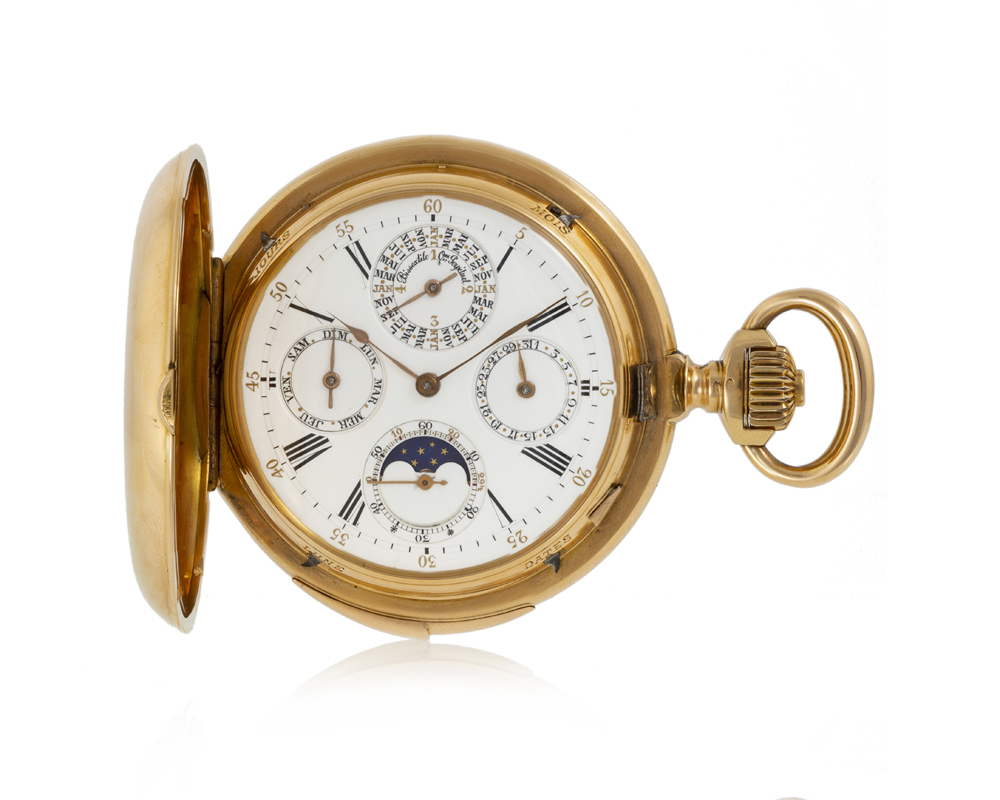 Rare & Important Timepieces From A Private Collection