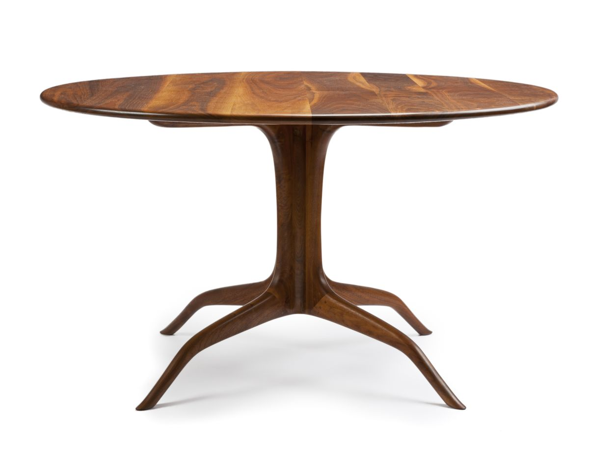 Sam Maloof dining table