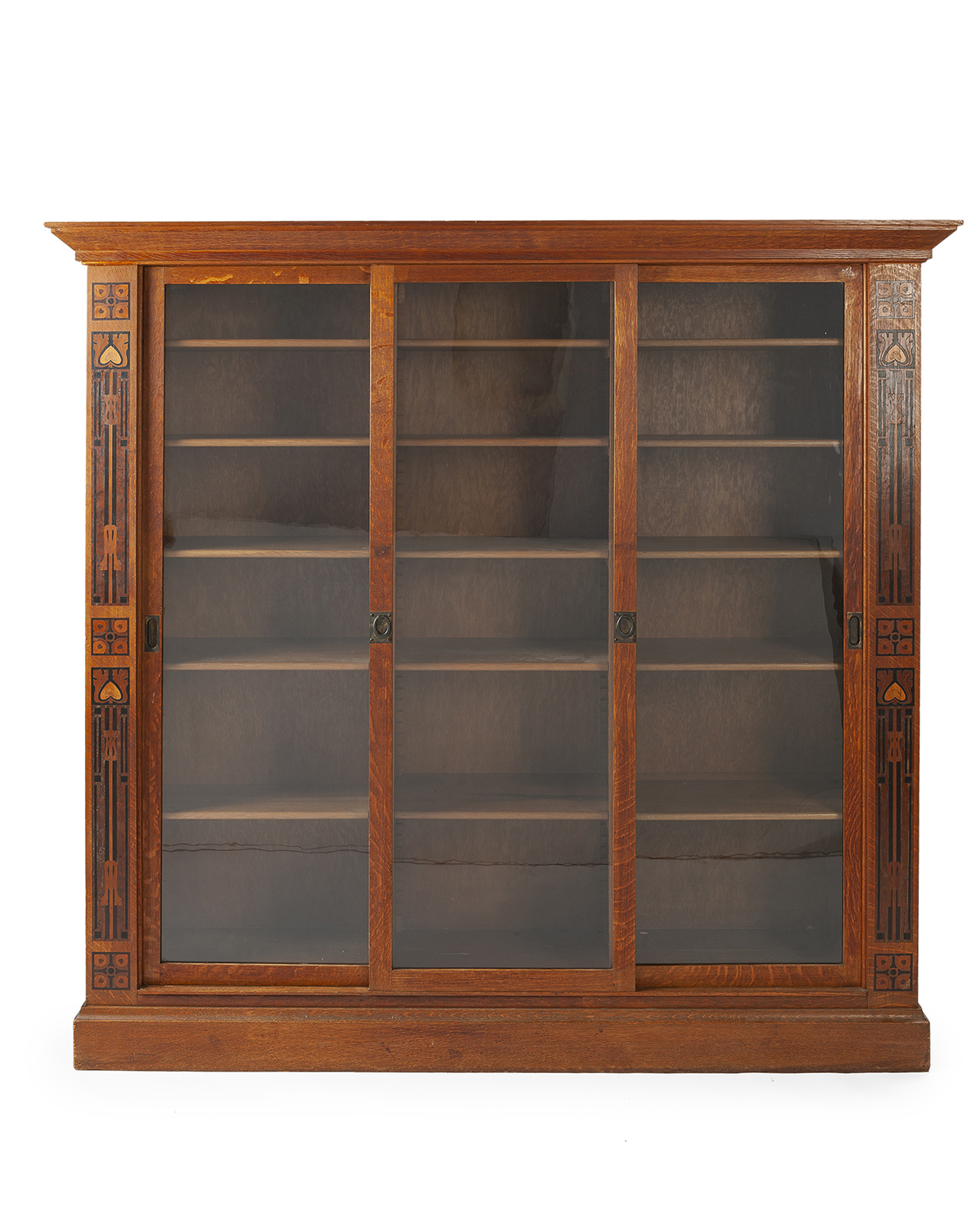 "A ""Crafters Book Case"", Shop of the Crafters"