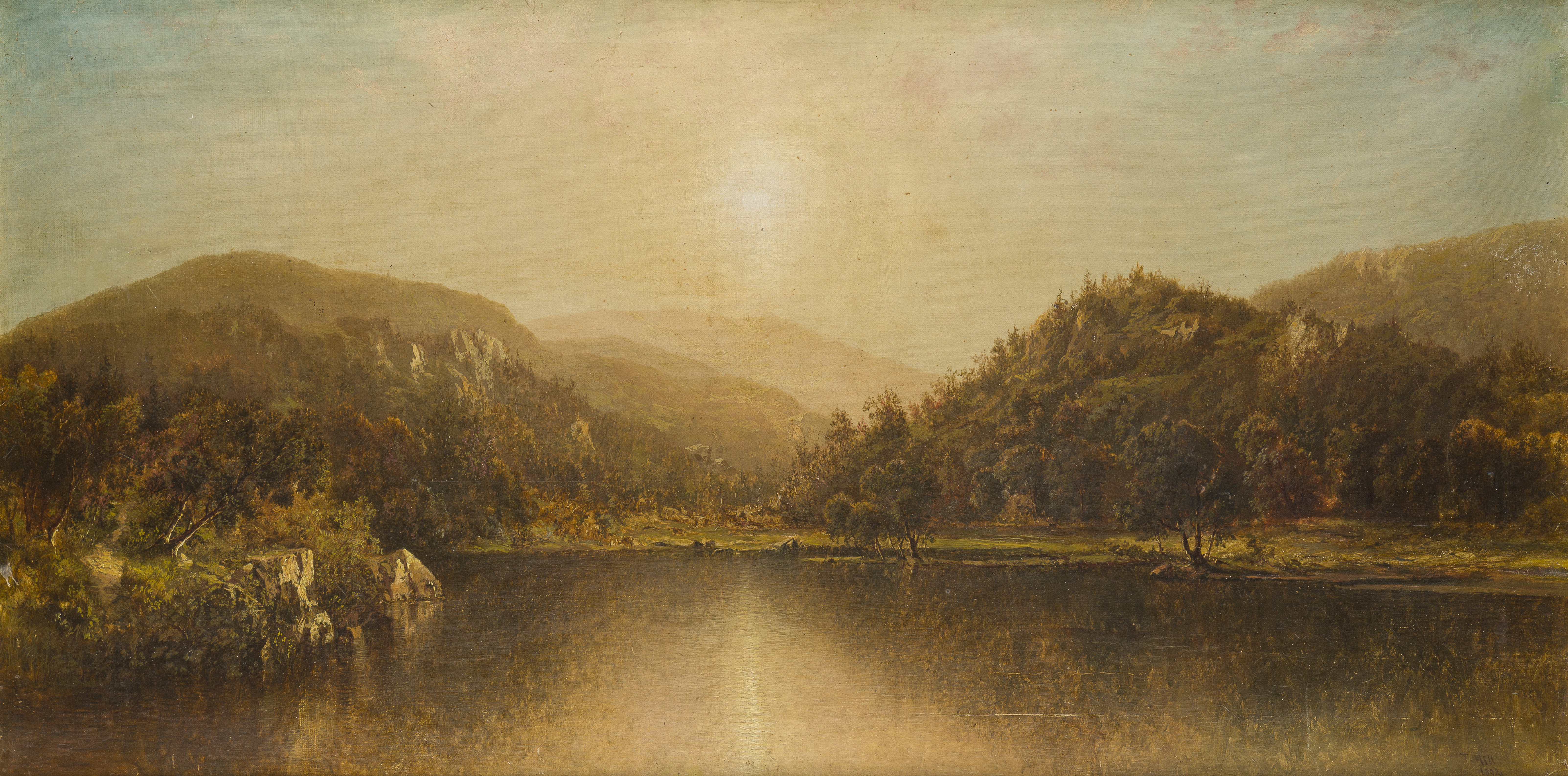 Thomas Hill, (1829-1908, Raymond, CA)