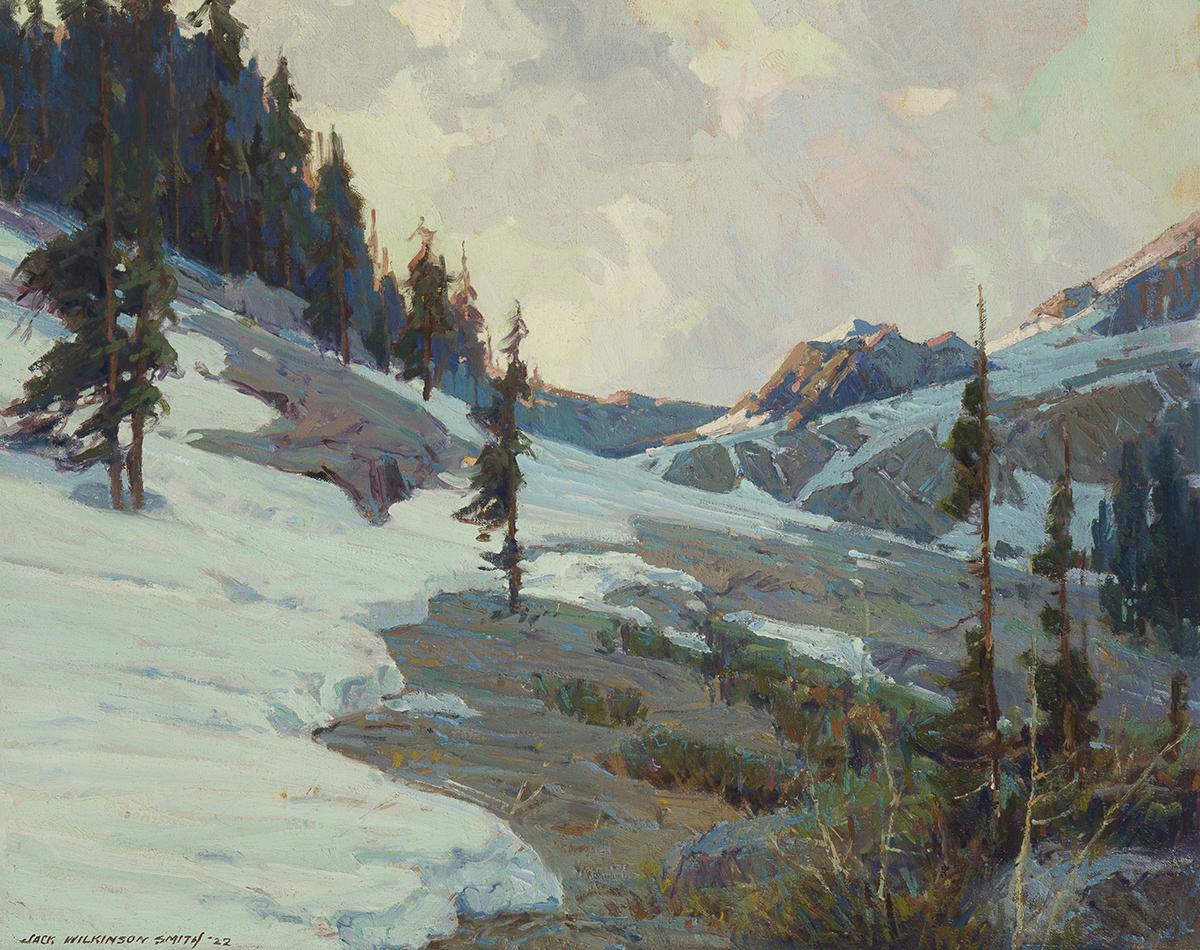 Jack Wilkinson Smith, (1873-1949 Alhambra, CA)