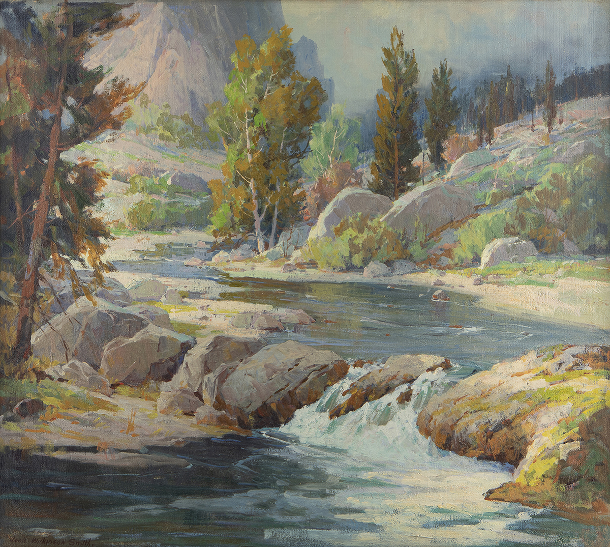 Jack Wilkinson Smith, (1873-1949 Alhambra, CA)