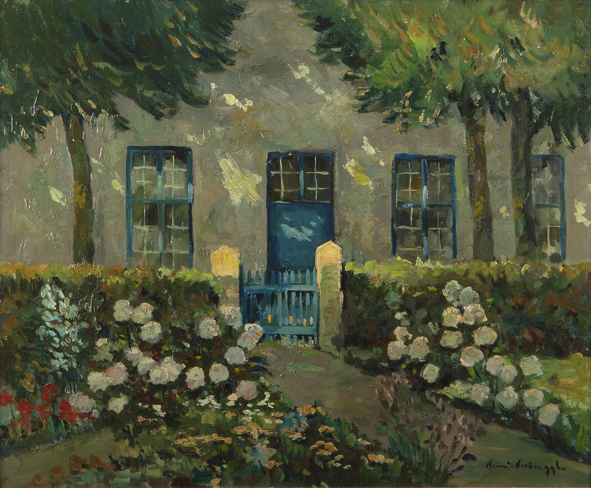 Artus van Briggle, (1869-1904 American)