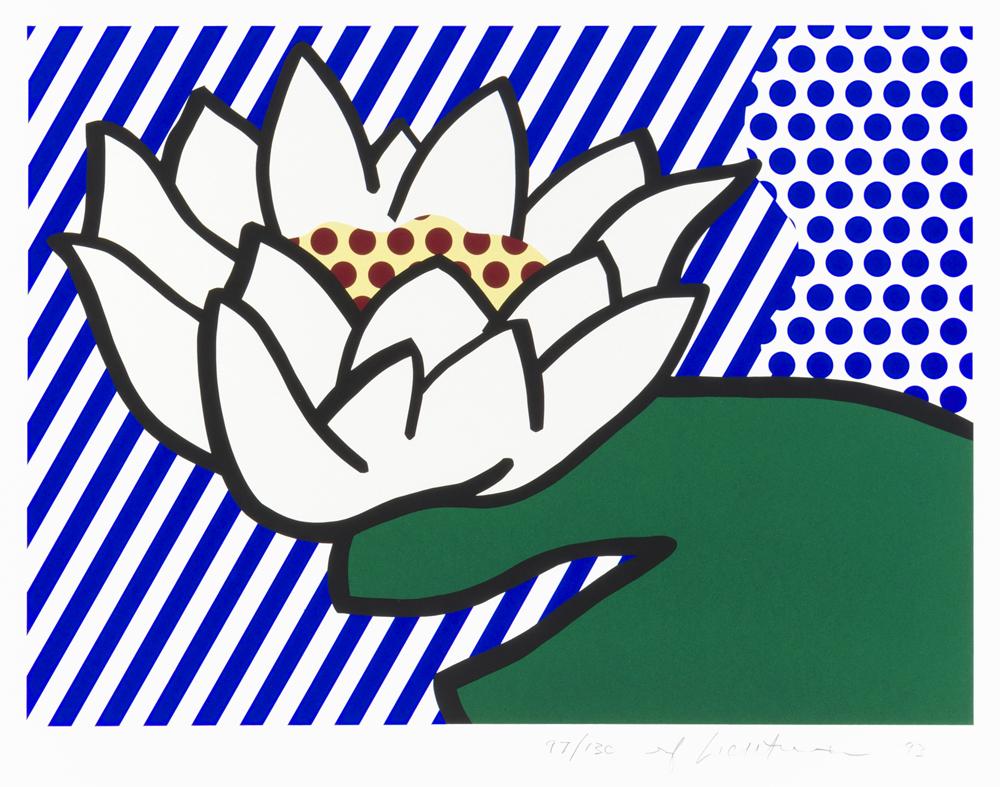 Roy Lichtenstein, (1923-1997 American)