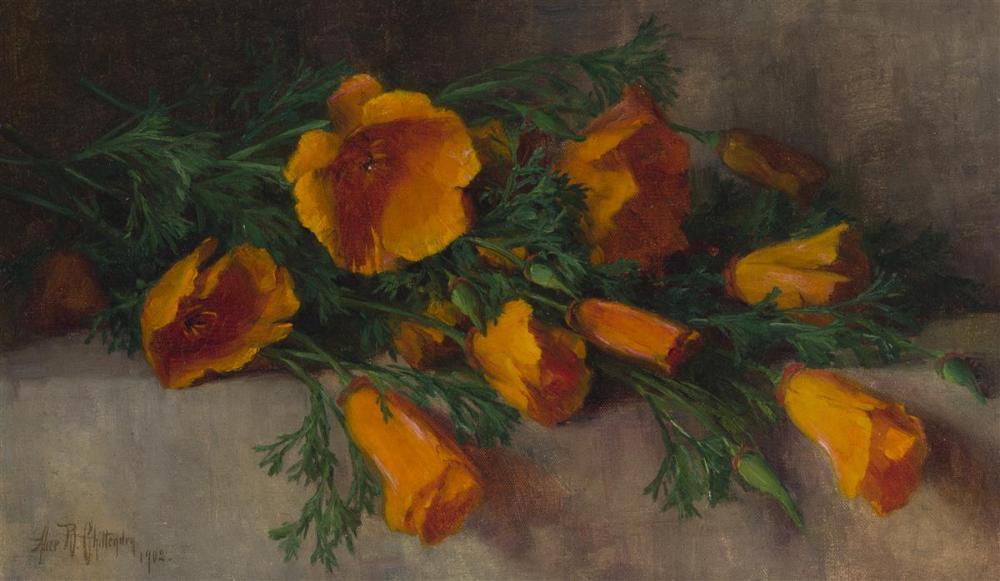 Alice B. Chittenden, (1859-1944 San Francisco, CA)