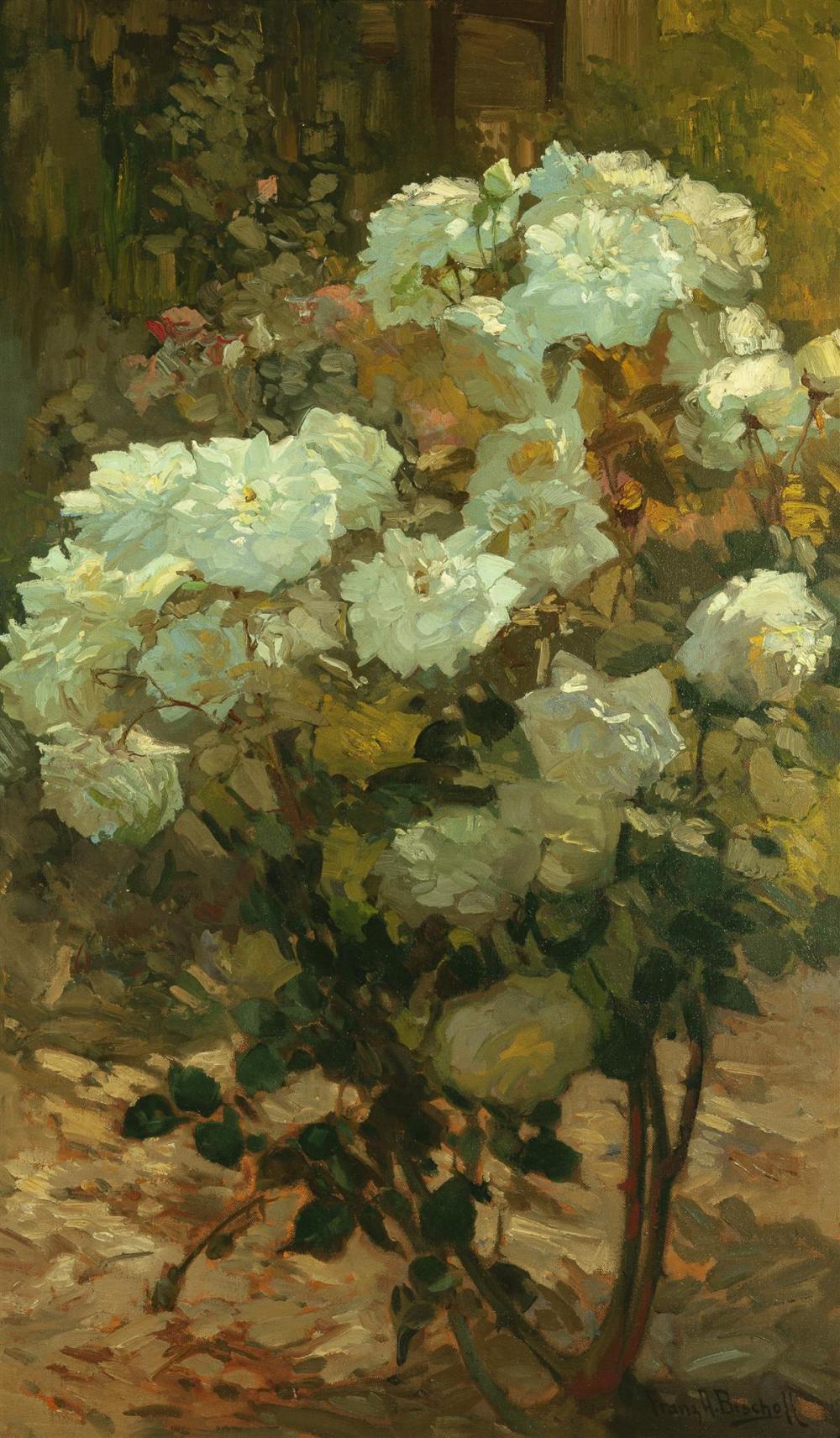 Franz A. Bischoff, (1864-1929 Pasadena, CA)
