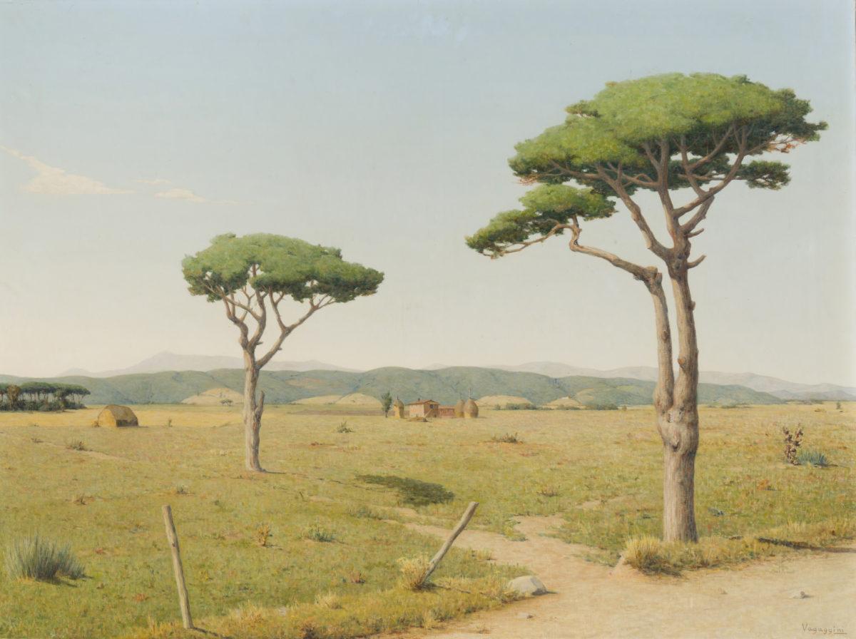 Memo Vagaggini, (1892-1955 Italian)