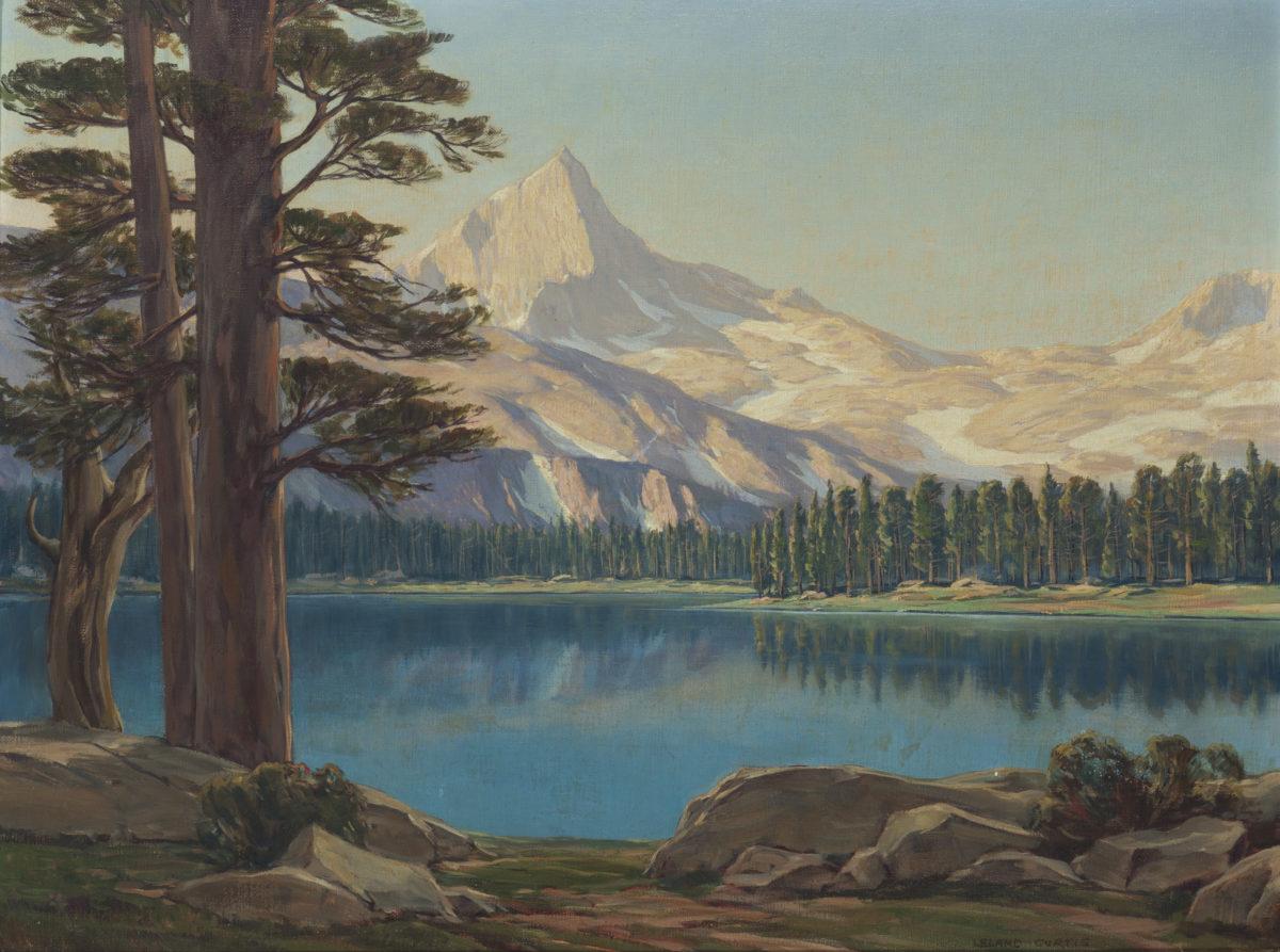Leland Curtis, (1897-1989 Carson City, NV)