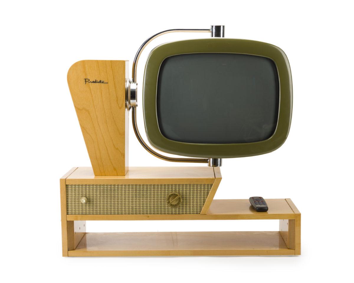 "A Telstar Predicta ""Chalet"" television set"