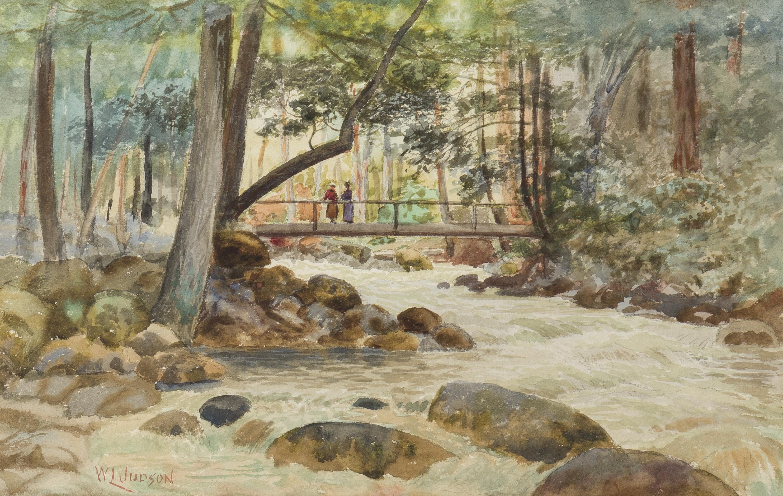 William Lees Judson (1842-1928 Los Angeles, CA)