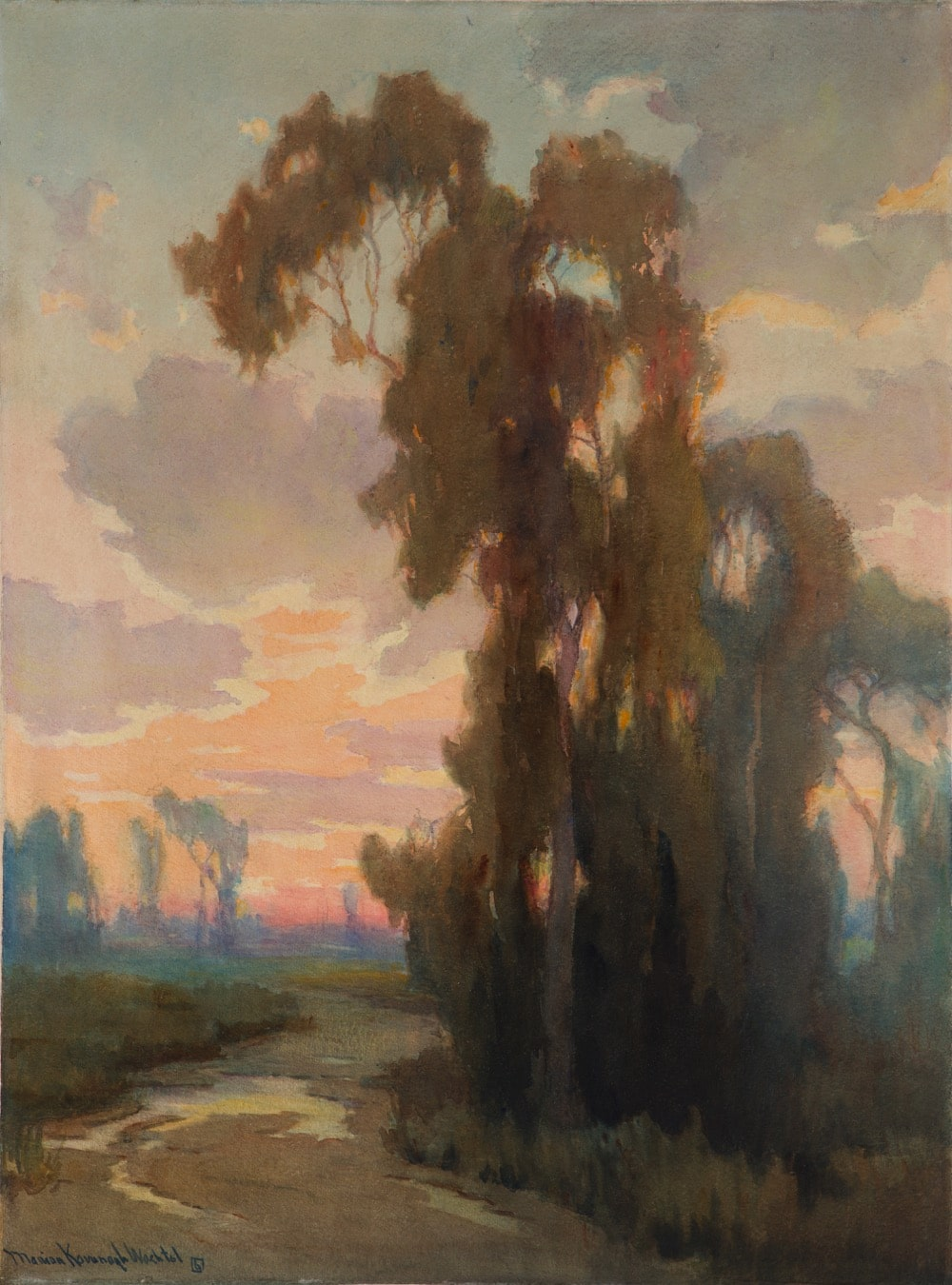 Marion Kavanagh Wachtel (1870-1954 Pasadena, CA)