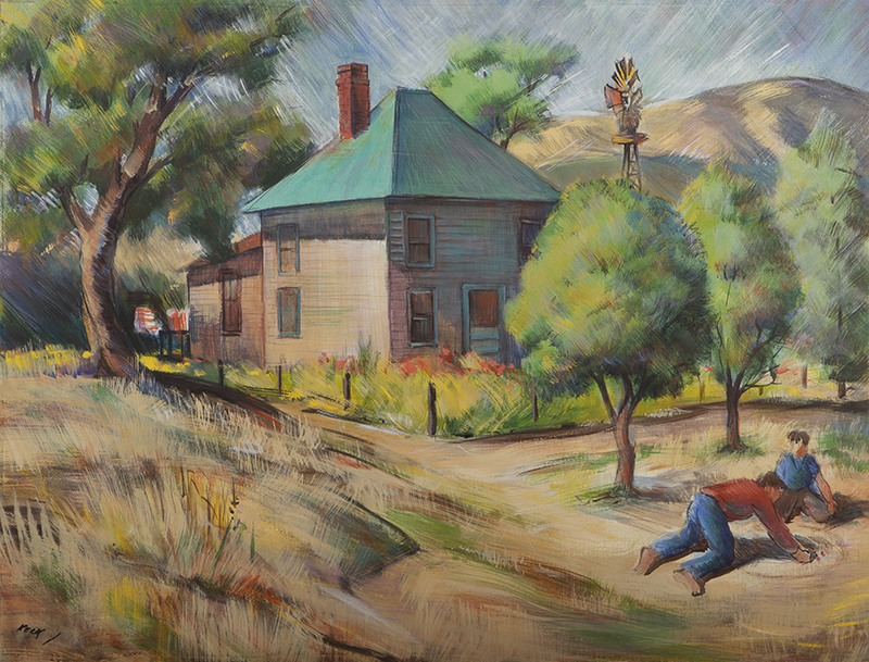 Charles Keck (1913-2003 Los Angeles, CA)