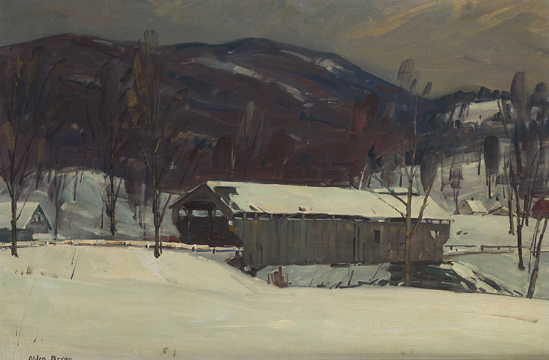 Alden Bryan (1913-2001 Cambridge, MA)