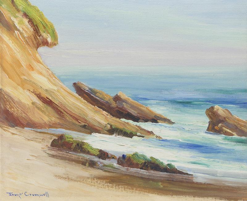 Joane Cromwell (1895-1969 Laguna Beach, CA)