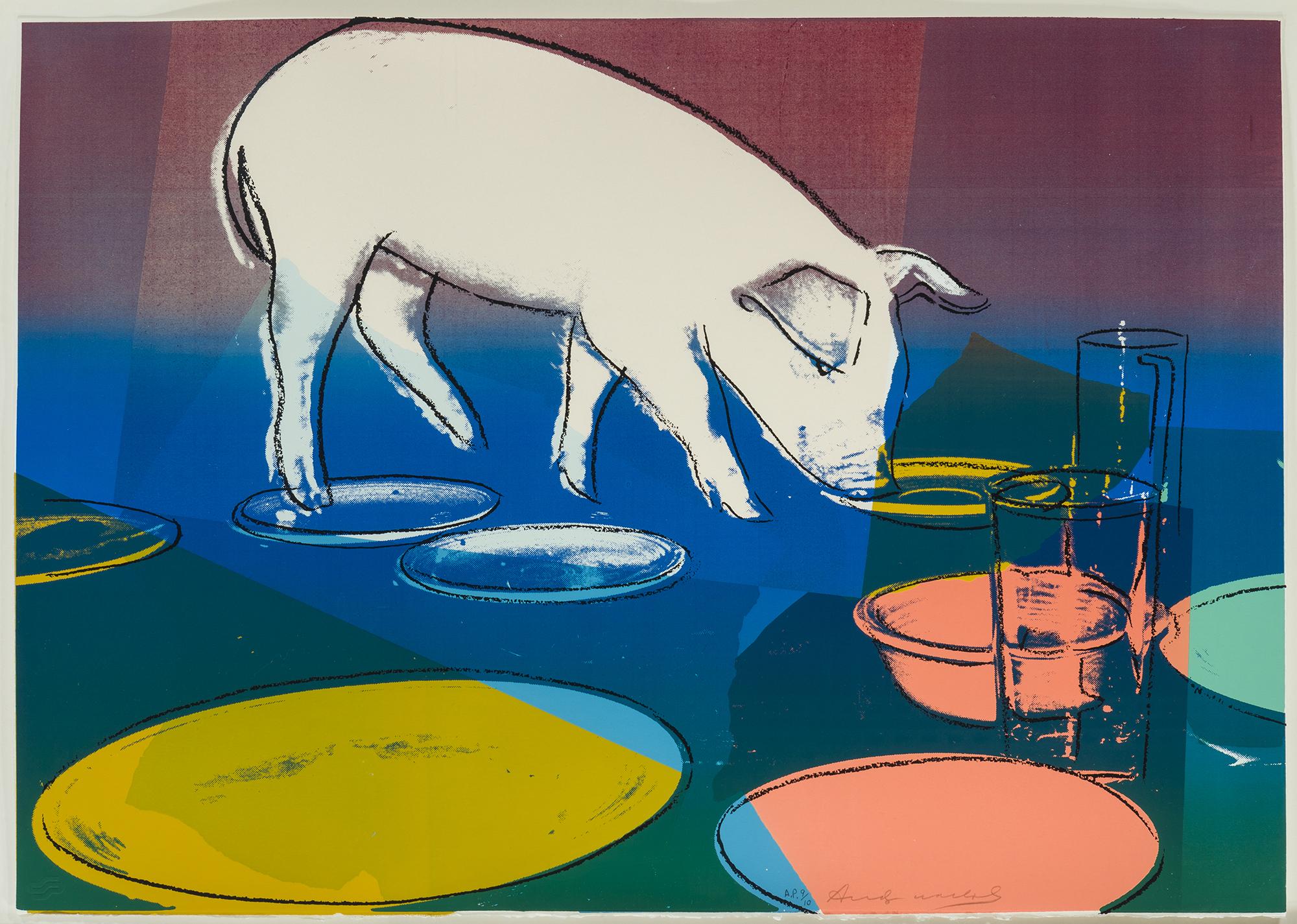 Andy Warhol (1928-1987 New York, NY)