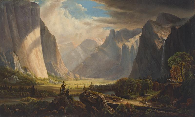 Raymond Dabb Yelland (1848-1900 Oakland, CA)