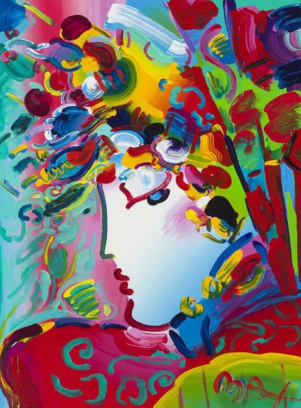 Peter Max (b. 1937 New York, NY)