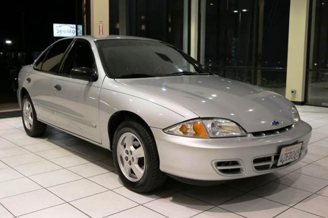 Used 2000 Chevrolet Cavalier