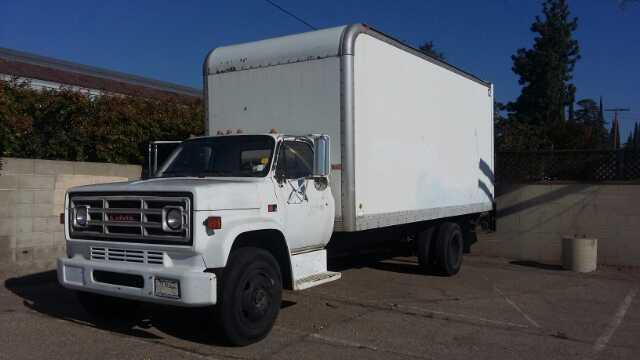 Used 1987 GMC Truck