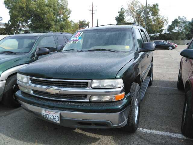 Used 2001 Chevrolet Tahoe