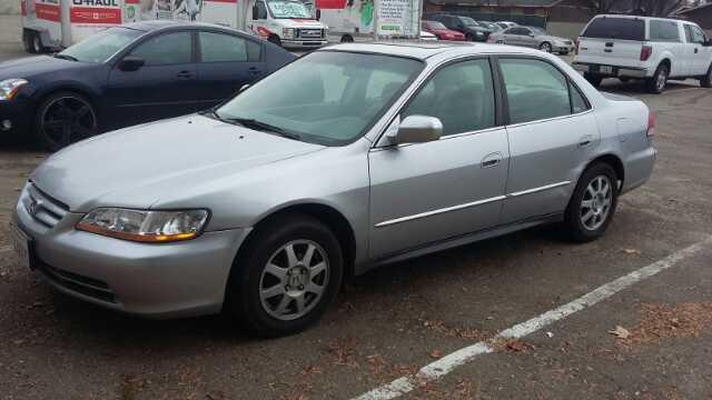 Used 2002 Honda Accord