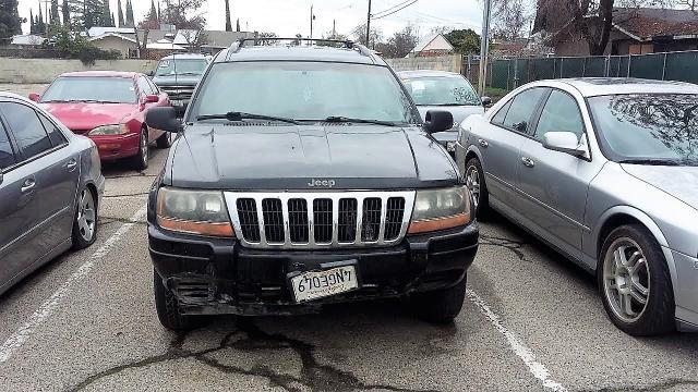 Used 2000 Jeep Grand Cherokee