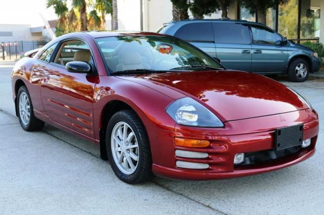 Used 2000 Mitsubishi Eclipse