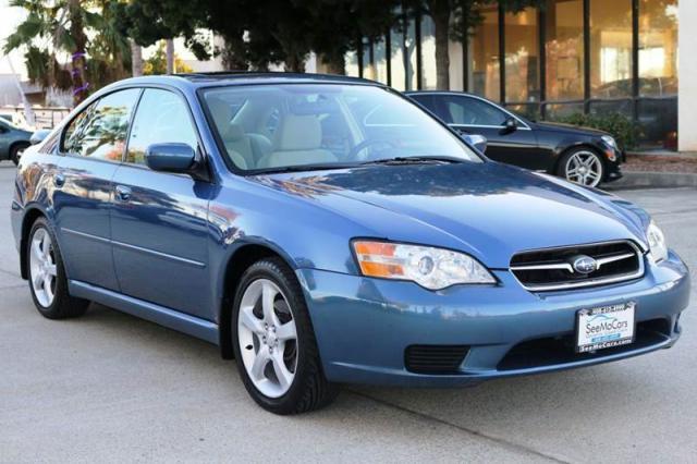 Used 2007 Subaru Legacy