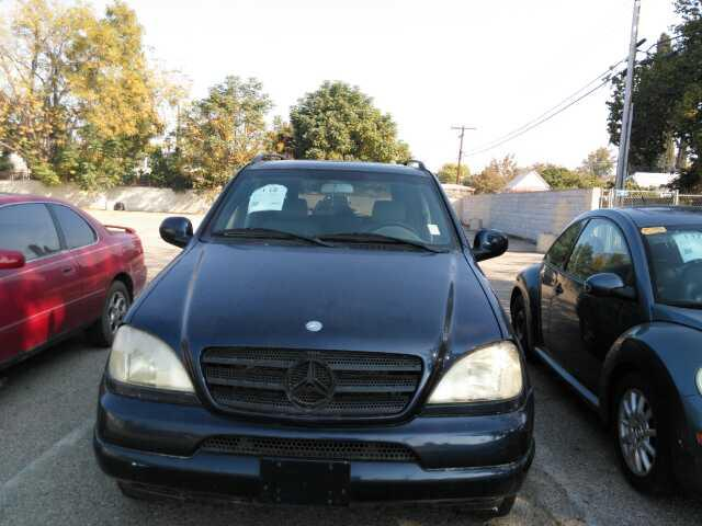 Used 2000 Mercedes-Benz M-Class