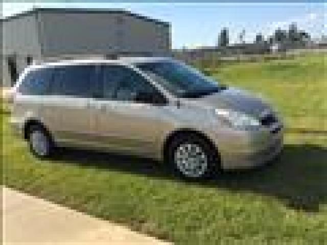 Used 2004 Toyota Sienna