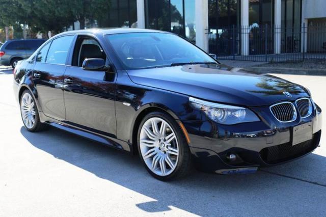 Used 2008 BMW 5 Series