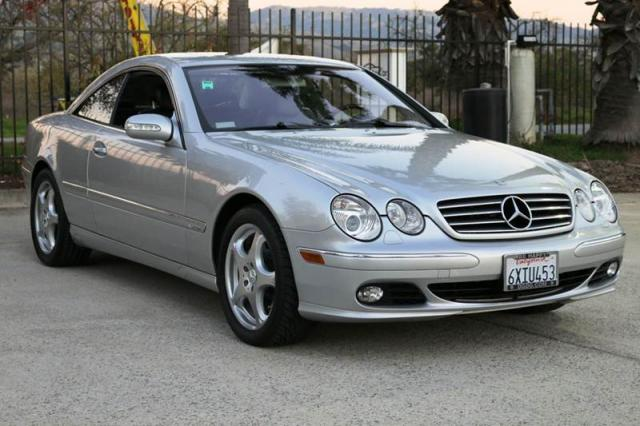 Used 2005 Mercedes-Benz CL-Class