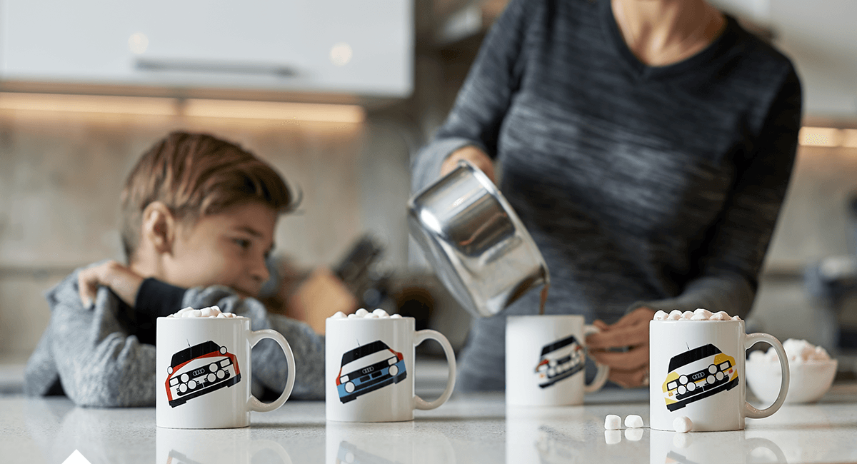 Audi collection Drinkware