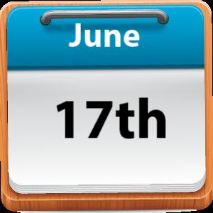 June-17th