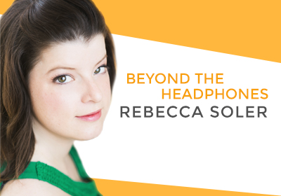 Interview With Rebecca Soler
