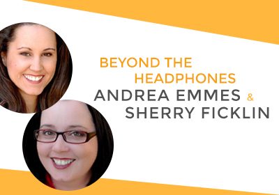 Interview with Andrea Emmes & Sherry Ficklin