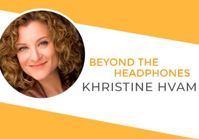 Interview with Khristine Hvam