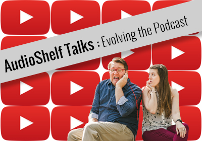 AudioShelf Talks: Evolution