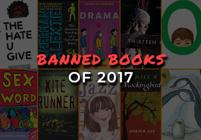 AudioShelf Talks: Banned Books of 2017