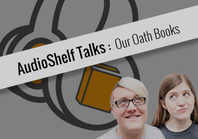 AudioShelf Talks: Our Oath Books