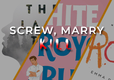 AudioShelf Talks: Screw, Marry, Kill