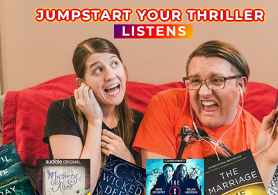 Jumpstart Your Thriller Listens!