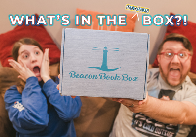 Checking out the Beacon Book Box