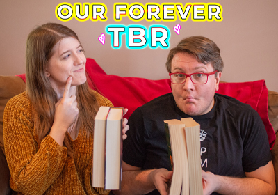 Will we EVER read these books?!