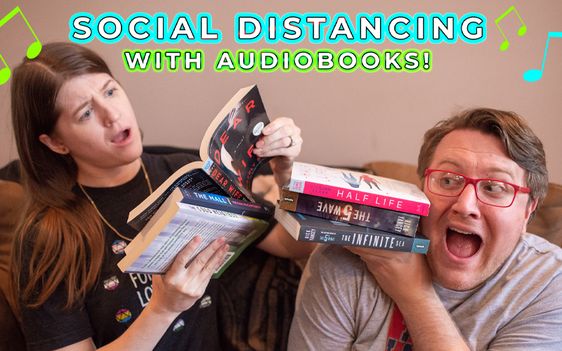 Audiobooks to last you through quarantine