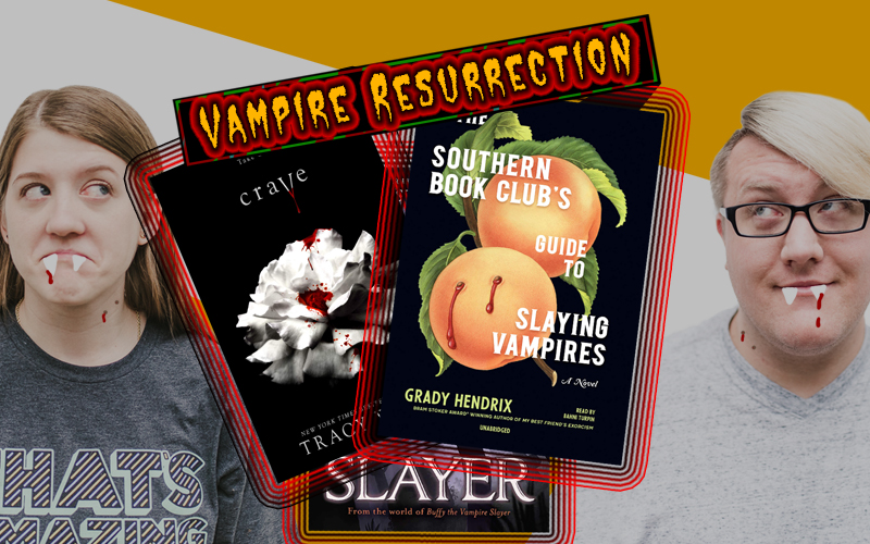 Are Vampire Novels Making a Comeback?